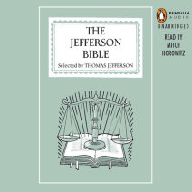 The Jefferson Bible Cover
