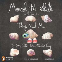 Marcel the Shell with Shoes On Cover
