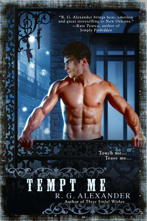 Tempt Me by R. G. Alexander