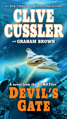 Devil's Gate by Clive Cussler and Graham Brown