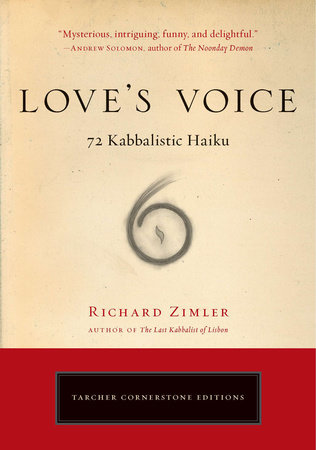 Love's Voice by Richard Zimler