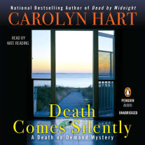 Death Comes Silently Cover