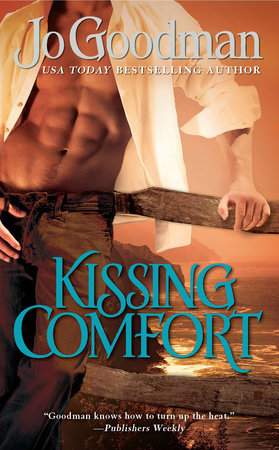 Kissing Comfort by Jo Goodman
