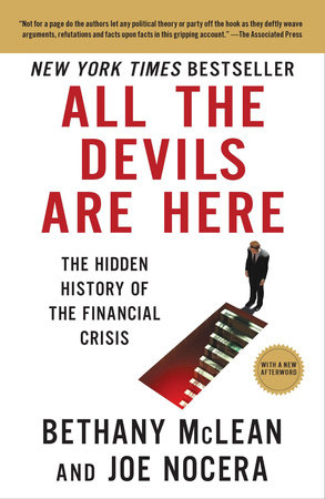 All the Devils Are Here by Bethany McLean and Joe Nocera