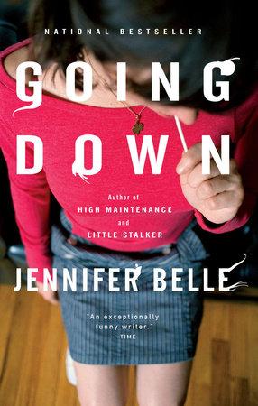 Going Down by Jennifer Belle