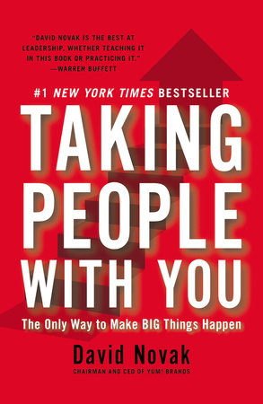 Taking People with You by David Novak