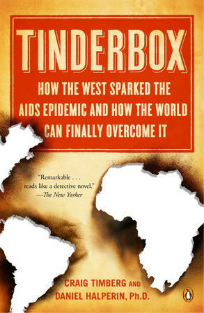Tinderbox by Craig Timberg and Daniel Halperin