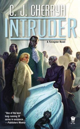 Intruder by C. J. Cherryh