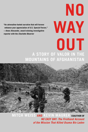 No Way Out by Mitch Weiss and Kevin Maurer