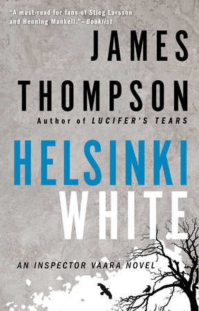 Helsinki White by James Thompson