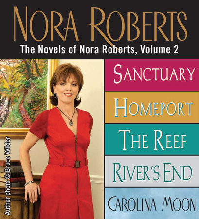 The Novels of Nora Roberts, Volume 2