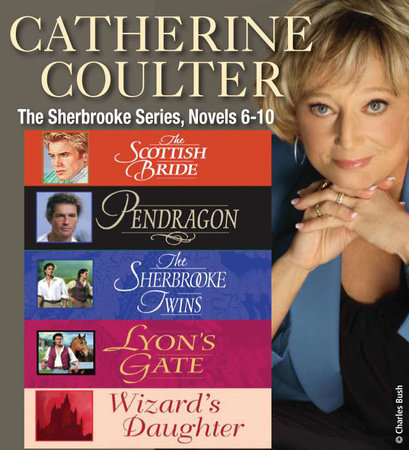 Catherine Coulter The Sherbrooke Series Novels 6-10