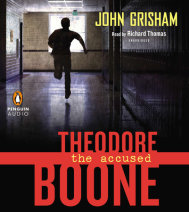 Theodore Boone: the Accused Cover