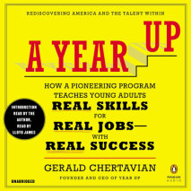 A Year Up Cover