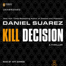 Kill Decision Cover
