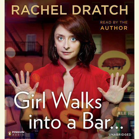 Girl Walks into a Bar . . . Book Cover Picture