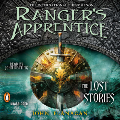 Ranger's Apprentice: The Lost Stories cover