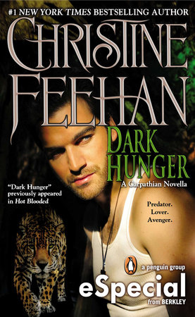 Dark Hunger by Christine Feehan