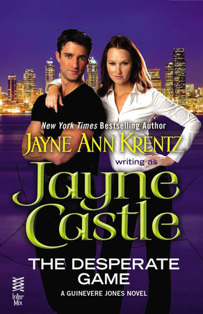 The Desperate Game by Jayne Castle