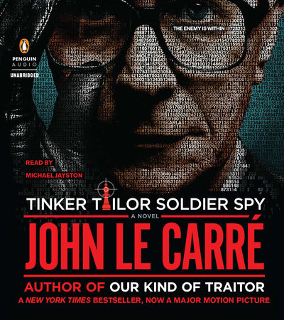 Tinker Tailor Soldier Spy cover