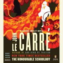 The Honourable Schoolboy Cover