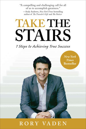 Take the Stairs by Rory Vaden