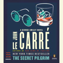 The Secret Pilgrim Cover