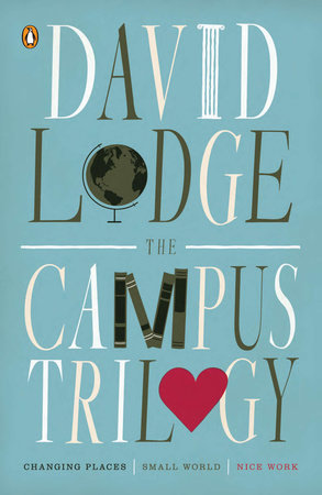 The Campus Trilogy by David Lodge