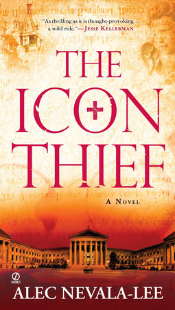 The Icon Thief by Alec Nevala-Lee