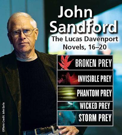 John Sandford: Lucas Davenport Novels 16-20