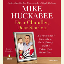 Dear Chandler, Dear Scarlett Cover