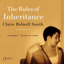 The Rules of Inheritance Cover