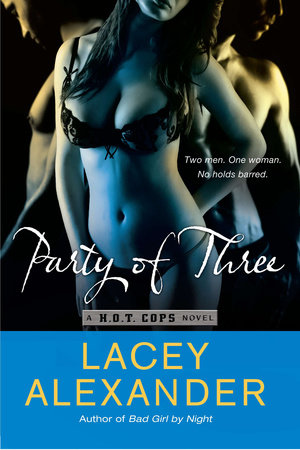 Party of Three by Lacey Alexander