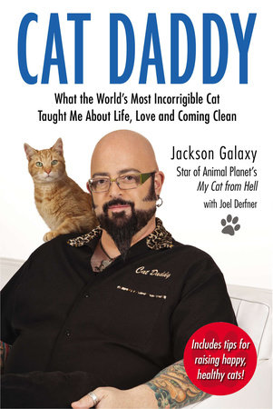 Cat Daddy by Jackson Galaxy