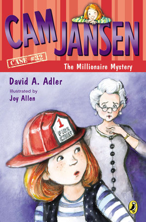 Cam Jansen and the Millionaire Mystery by David A. Adler