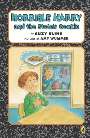 Horrible Harry and the Stolen Cookie by Suzy Kline