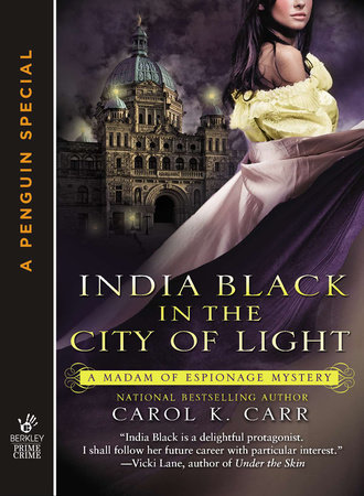 India Black in the City of Light (Novella) by Carol K. Carr