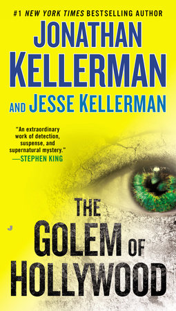 The Golem of Hollywood by Jonathan Kellerman and Jesse Kellerman