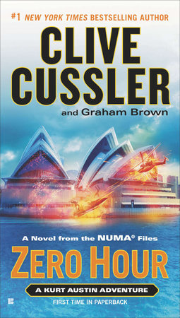 Zero Hour Free Preview by Clive Cussler and Graham Brown