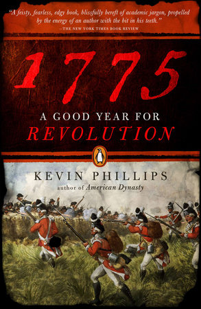 1775 by Kevin Phillips