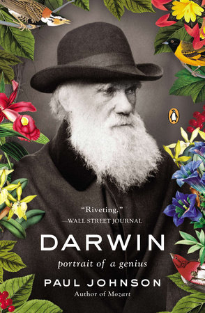 Darwin by Paul Johnson