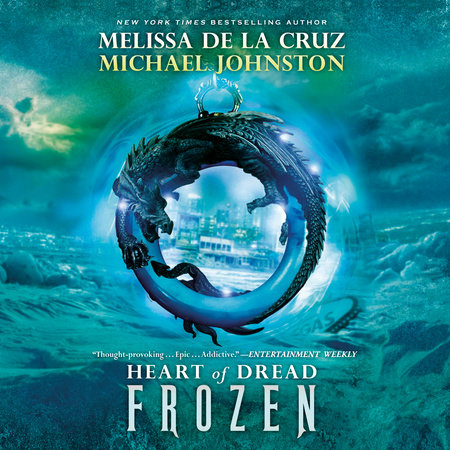 Frozen by Melissa de la Cruz and Michael Johnston