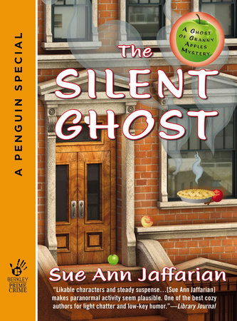 The Silent Ghost (Novella) by Sue Ann Jaffarian