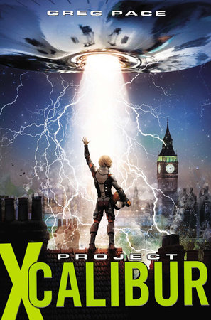 Project X-Calibur by Greg Pace