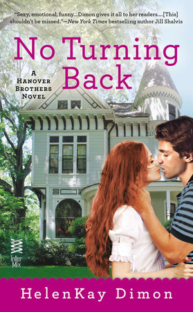 No Turning Back by HelenKay Dimon