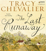 The Last Runaway Cover