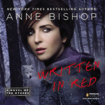 Written in Red Cover