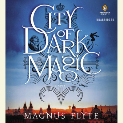 City of Dark Magic cover