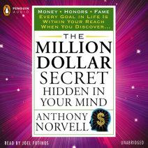 The Million Dollar Secret Hidden in Your Mind Cover