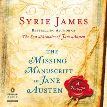 The Missing Manuscript of Jane Austen Cover